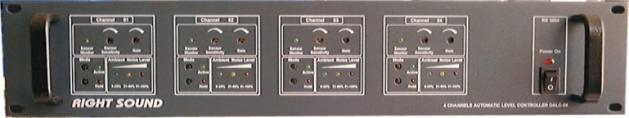 AVC 4 Channels RS 3004